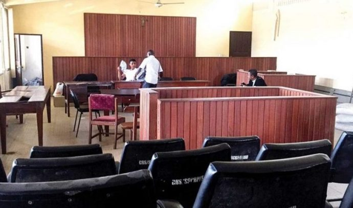Calabar High Courtroom  scaled e1598636574754 Herdsman remanded for allegedly stabbing colleague to death