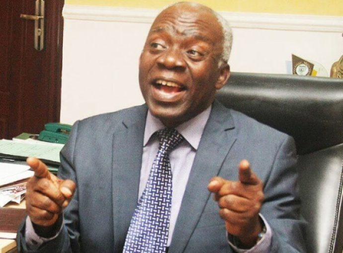 Femi Falana Criticising Buhari not an offence, release Ganduje's aide —Falana