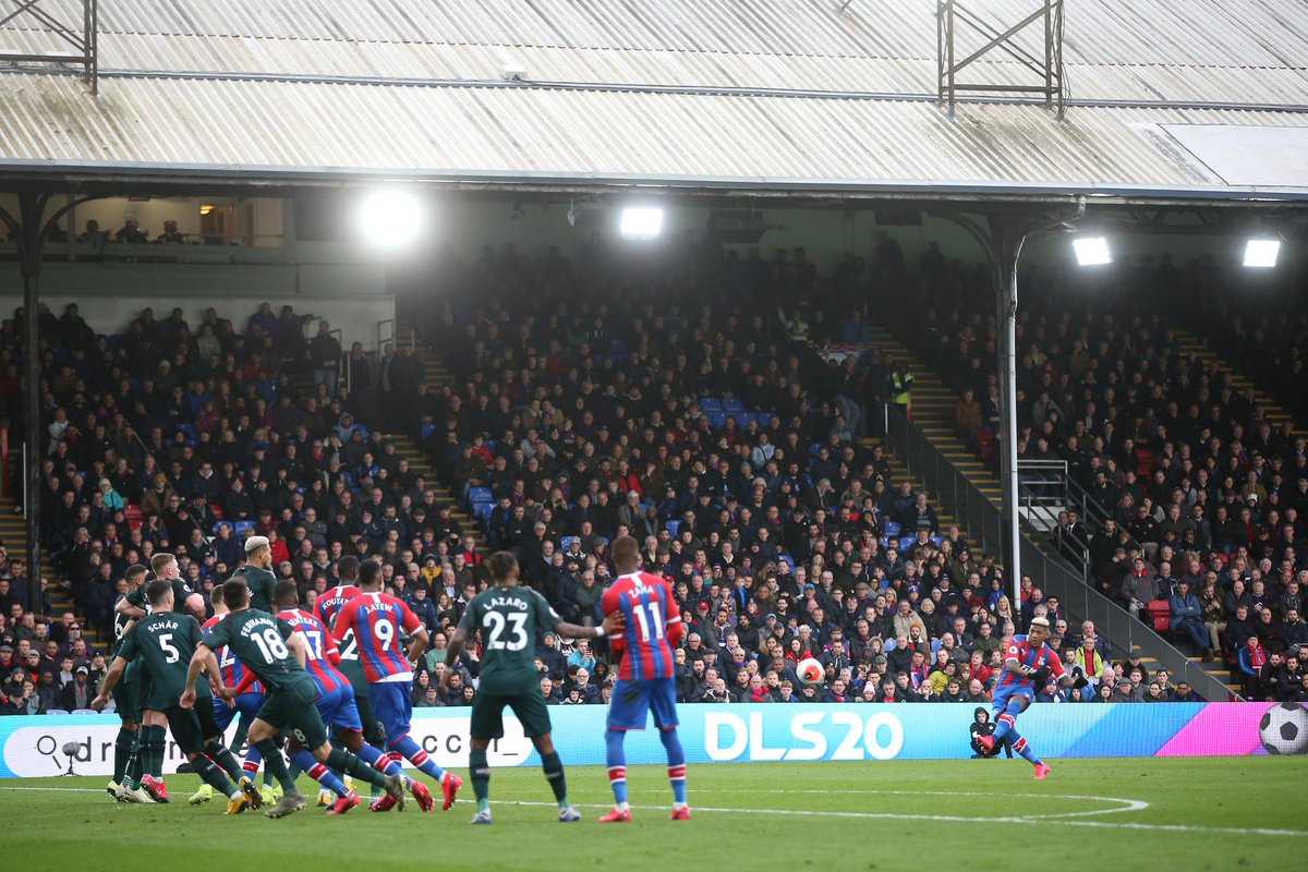 Palace Return From Winter Break To Secure Important Three Points - TheEaglesBeak.com