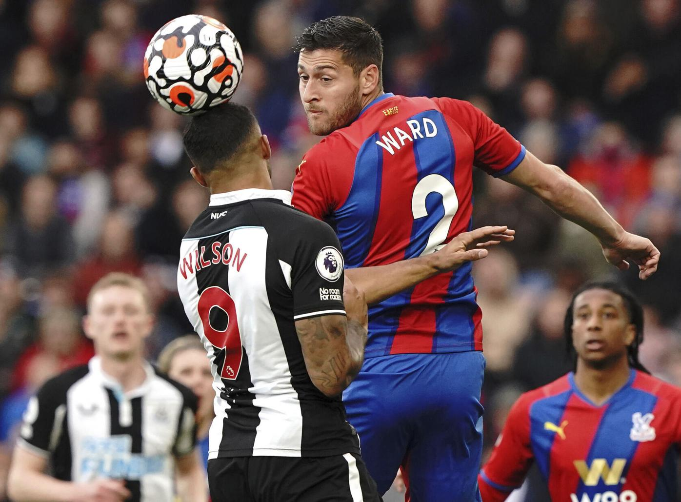 Palace Continue Unbeaten Home Run But Held To Another Point By Newcastle