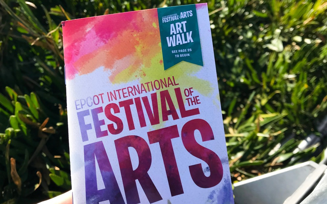 Epcot International Festival of the Arts 2018: My Top Picks