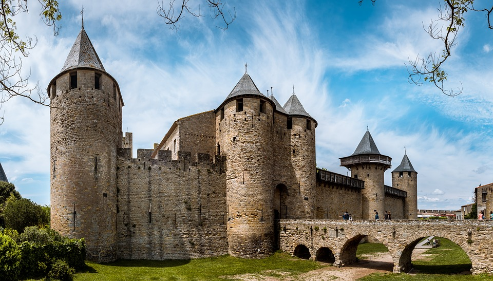 Carcassonne: France's most interesting town