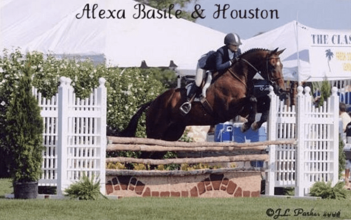 Guest Blogger: Finding a New Track for the OTTB with Amateur Rider Alexa Basile