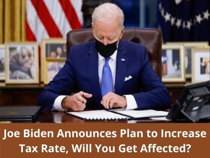 USA Tax Hike