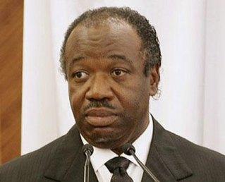 President Ali Bongo