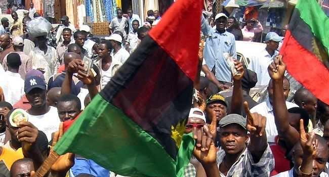 Biafran-agitators
