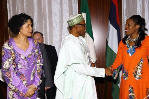 Buhari and the UK MPs