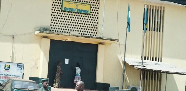 Enugu-prison