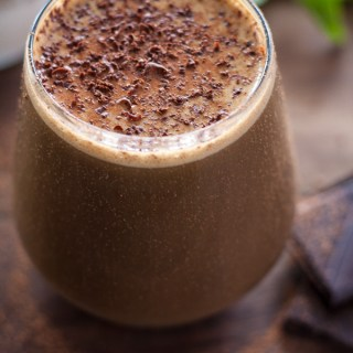 Chocolate Protien Smoothie