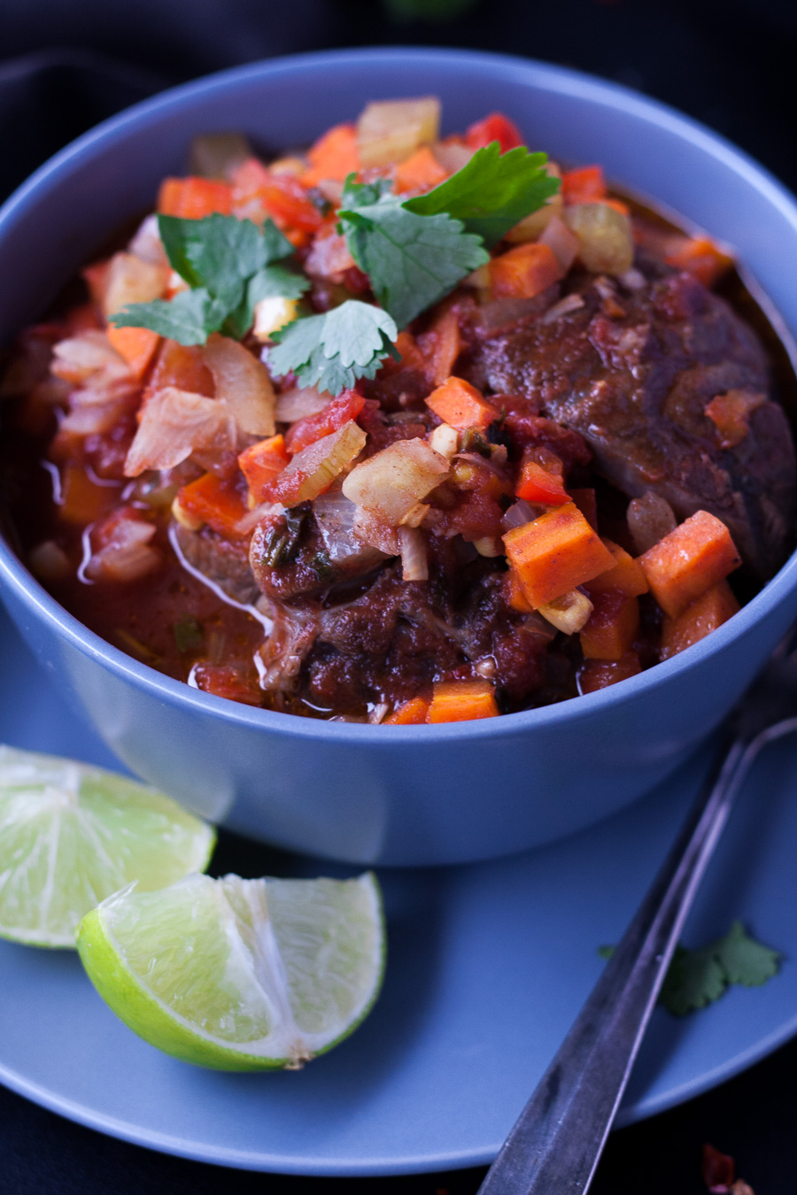 An easy dish that combines the flavours of Mexico and Italy, put all the ingredients in the slow cooker in the morning then all you need to do is dish it up for dinner!