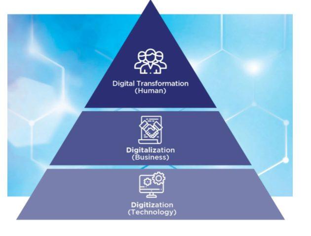 Digitization Pyramid