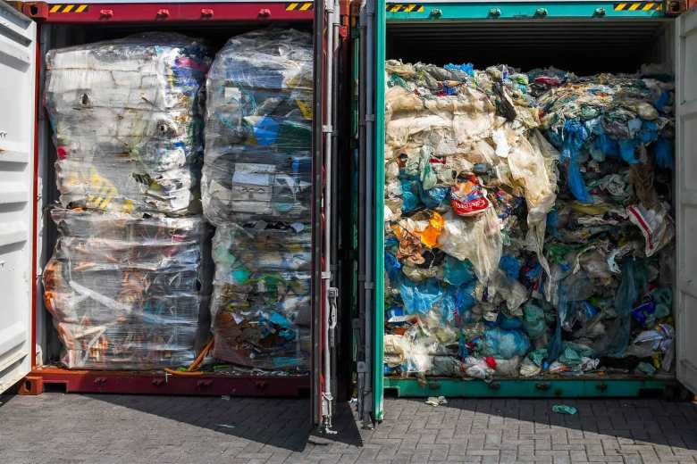 Plastic vs Cardboard Packaging: What happens when we throw it away?