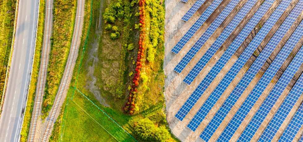 Google Data Centre Belgium Onsite Solar