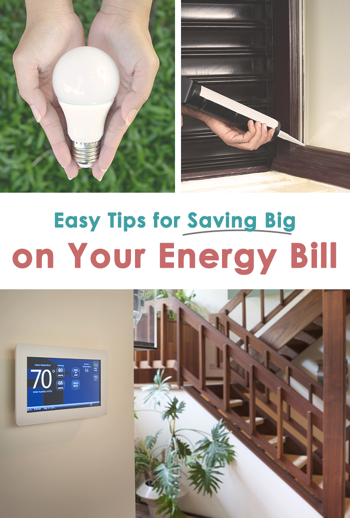 High and low-tech ways to save energy, money, and time!