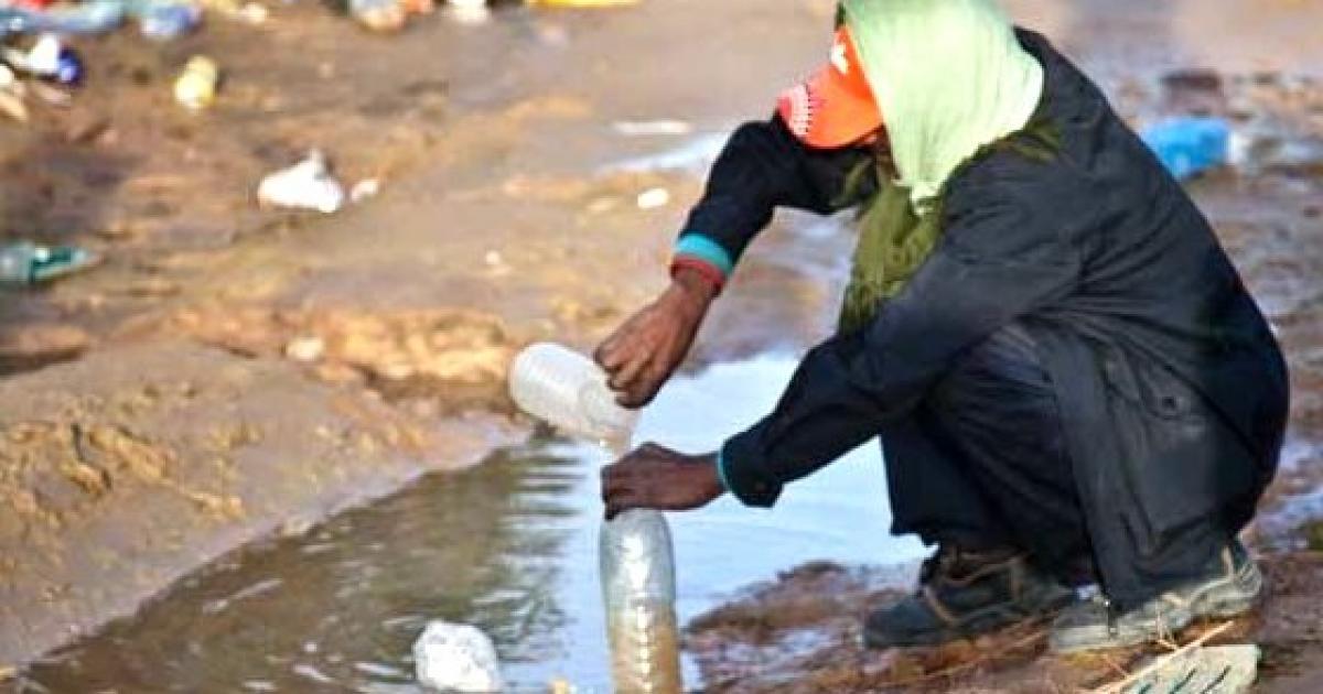 L'acqua: fonte di vita o di morte?