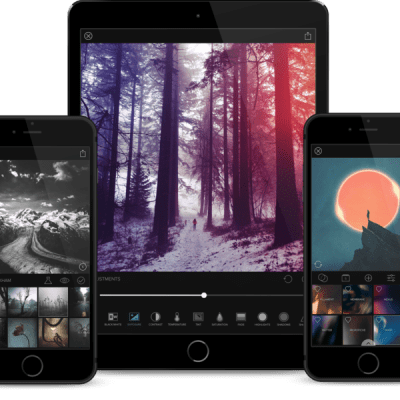 Mextures – how a photo editing app went viral