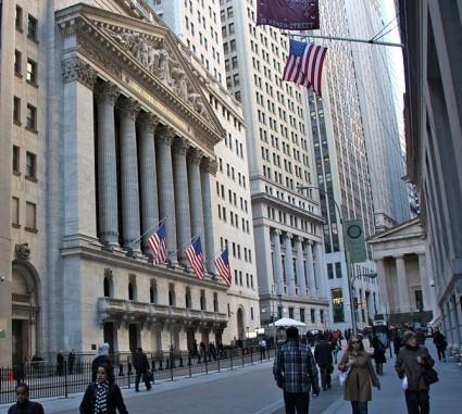 Wall Street - Photo by Andrés Nieto Porras