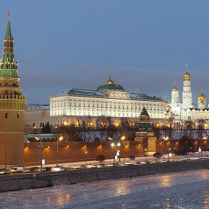 The Kremlin - Photo by Pavel Kazachkov