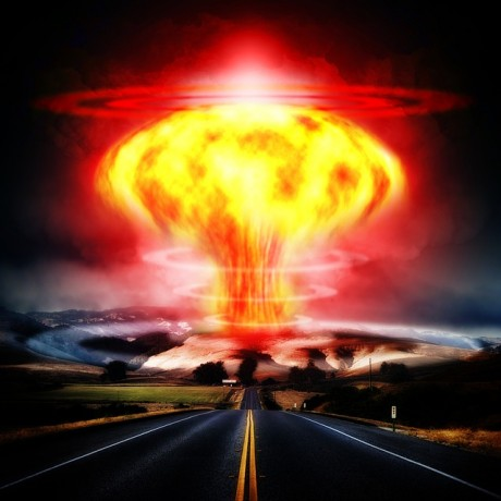 Nuclear War - Public Domain