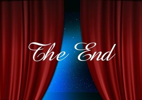 The End - Public Domain