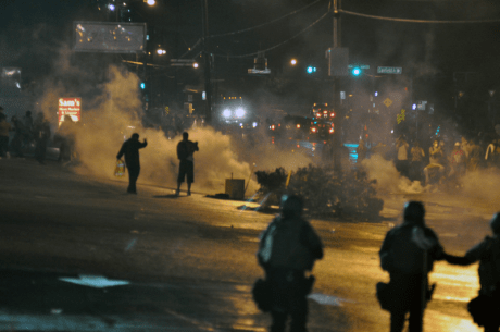 Ferguson Unrest - Photo by Loavesofbread
