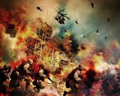 World War 3 - Public Domain