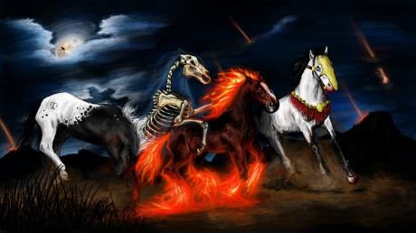 Four Horsemen - Public Domain