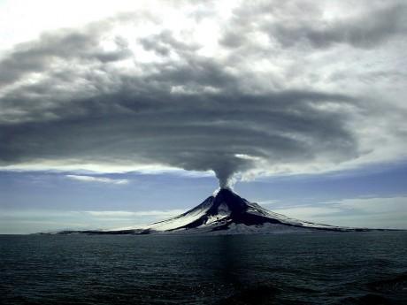 Volcano Erupting 2 - Public Domain