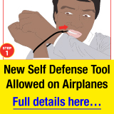 New Self Defense Tool