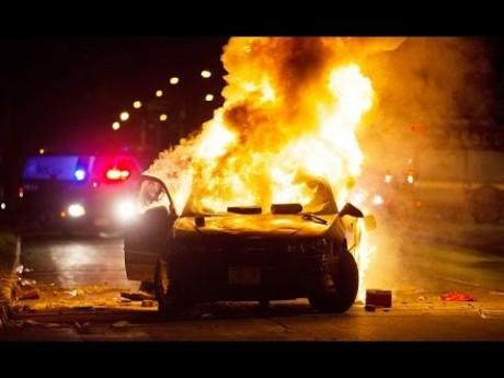 Milwaukee Riot - YouTube Screenshot