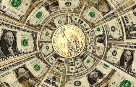 Dollar Spiral - Public Domain