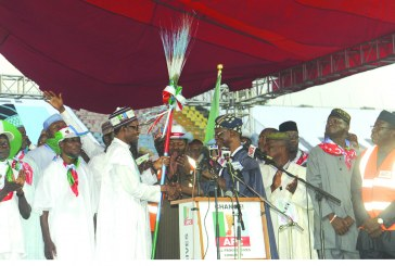 APC PRESIDENTIAL PRIMARY: How Buhari emerged victorious