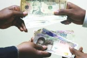 Naira drops to 251/dollar at parallel market