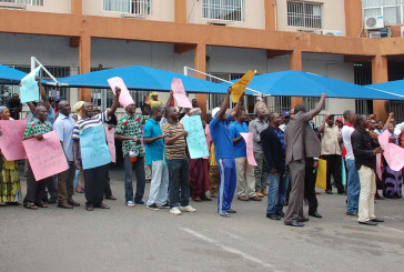 Electricity workers union in Calabar protest sack of 43 workers
