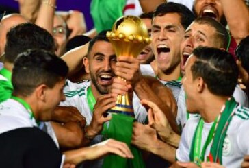 Algeria to Miss Top Stars for Super Eagles Friendly