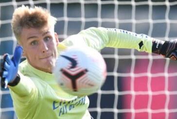 Arsenal sign Dijon goalkeeper Runarsson