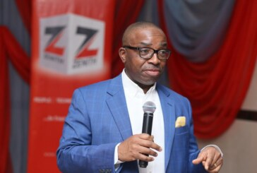 Zenith Bank reports N103.83bn half-year profit
