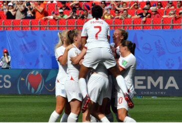 England Announces Equal Pay For National Teams