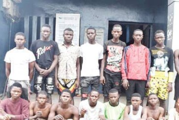 Lagos Police To Prosecute Arrested Hoodlums