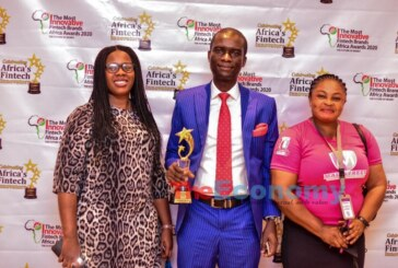 Mainstreet Microfinance received an award as the Most Innovative Micro Lender 2020 at the African Brands Awards in Lagos