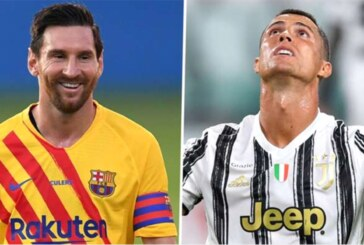 Messi edges out Ronaldo as world's highest-paid footballer