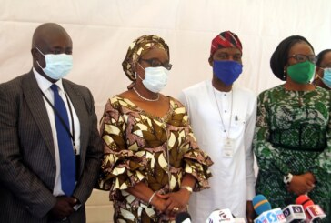 PTAD 2020 Press Conference in Abuja