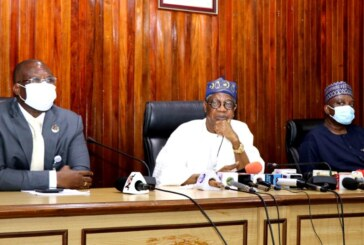 Press Conference on the recent increases in petrol and electricity prices in Abuja
