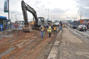 Reconstruction of Ikorodu Road, Lagos at the Mile 12 and Ketu  axis