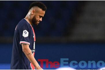 Neymar sanctioned