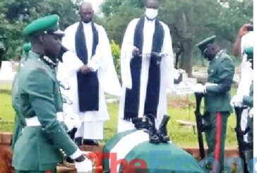 Nigerian Army buries soldier tortured to death by senior officers