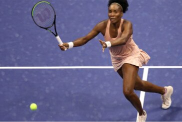 Venus Knocked-out Of US Open In First Round