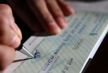 Bank cheque books to be outdated by December 31, 2020