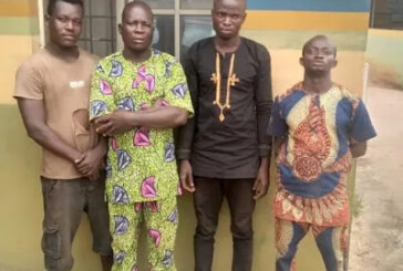 Four held for beating policeman to death in Ogun