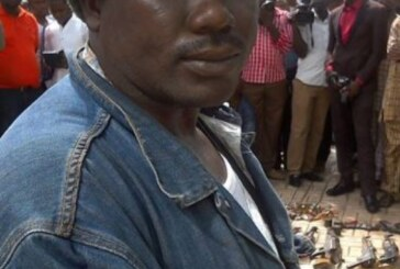 Soldier kill dreaded Benue militia leader